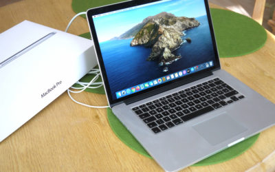 Macbook Pro 15,4″ Retina-Display, 16GB, 512 SSD